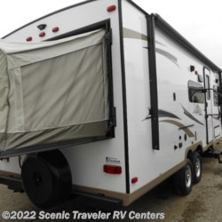 New 2017 Forest River Flagstaff Shamrock 233S For Sale by Scenic Traveler RV Centers available in Slinger, Wisconsin