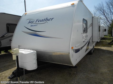 2011 Jayco Jay Feather Ultra Lite  242
