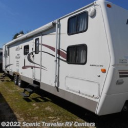 2004 Fleetwood Prowler 390-2BDS  - Destination Trailer Used  in Slinger WI For Sale by Scenic Traveler RV Centers call 800-568-2210 today for more info.