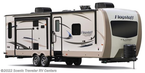 2018 Forest River Flagstaff Super Lite/Classic  832BHDS