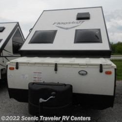 2018 Forest River Flagstaff Hard Side T19QBHW  - Popup New  in Slinger WI For Sale by Scenic Traveler RV Centers call 800-568-2210 today for more info.