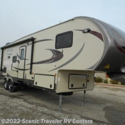 Used 2014 Yellowstone RV Canyon Trail XLT 32FRTG For Sale by Scenic Traveler RV Centers available in Baraboo, Wisconsin