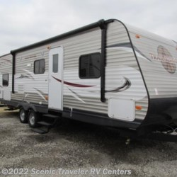 New 2014 Heartland RV Trail Runner 27FQBS For Sale by Scenic Traveler RV Centers available in Slinger, Wisconsin