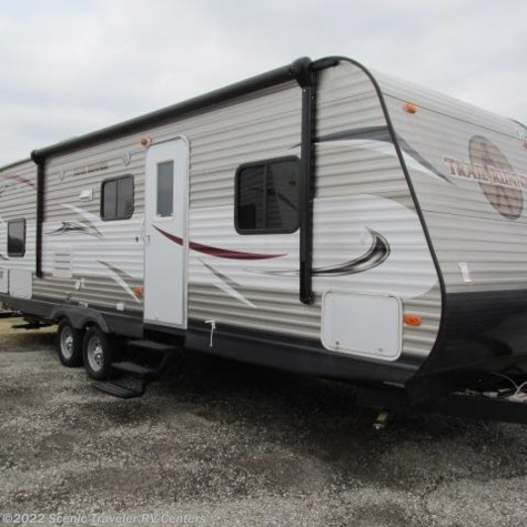 2014 Heartland RV Trail Runner  27FQBS