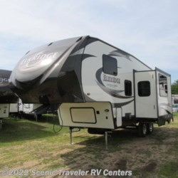 2015 Heartland RV ElkRidge Express E22  - Fifth Wheel New  in Slinger WI For Sale by Scenic Traveler RV Centers call 800-568-2210 today for more info.