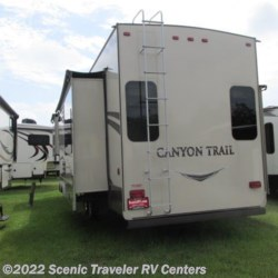 Scenic Traveler RV Centers 2015 Canyon Trail Advanced Profile 33FRET  Fifth Wheel by Yellowstone RV | Baraboo, Wisconsin
