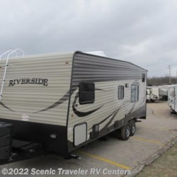 Scenic Traveler RV Centers 2016 24RPM  Toy Hauler by Riverside | Baraboo, Wisconsin