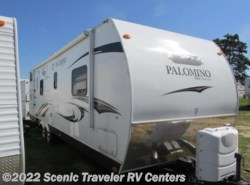 Used 2012  Palomino Thoroughbred 829 QBS by Palomino from Scenic Traveler RV Centers in Baraboo, WI