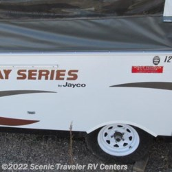 2012 Jayco Jay Series 1207  - Popup Used  in Baraboo WI For Sale by Scenic Traveler RV Centers call 877-898-7236 today for more info.