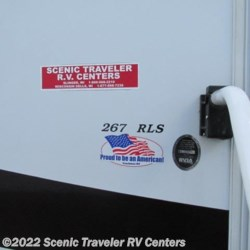 2007 Coachmen Chaparral 267 RLS  - Fifth Wheel Used  in Baraboo WI For Sale by Scenic Traveler RV Centers call 877-898-7236 today for more info.