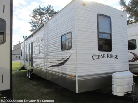 2010 Heartland RV Cedar Ridge  41 RBQB