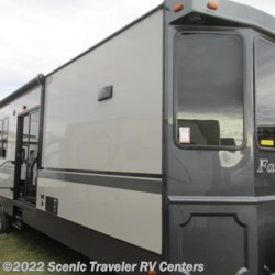 New 2016 Heartland RV Fairfield FF 406 FK For Sale by Scenic Traveler RV Centers available in Baraboo, Wisconsin
