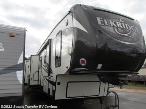 2016 Heartland RV ElkRidge  38RSRT
