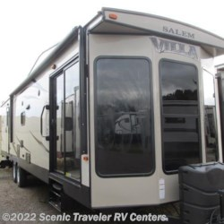 New 2016 Forest River Salem Villa 353FLFB VILLA CLASSIC For Sale by Scenic Traveler RV Centers available in Slinger, Wisconsin
