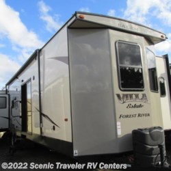 New 2016 Forest River Salem Villa Estate 404X4 For Sale by Scenic Traveler RV Centers available in Baraboo, Wisconsin