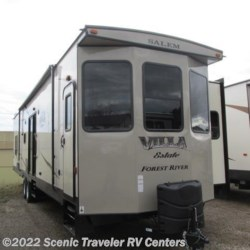 New 2016 Forest River Salem Villa Estate 404 FB For Sale by Scenic Traveler RV Centers available in Baraboo, Wisconsin