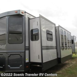 2016 Heartland RV Fairfield FF 423 FD  - Destination Trailer New  in Baraboo WI For Sale by Scenic Traveler RV Centers call 877-898-7236 today for more info.