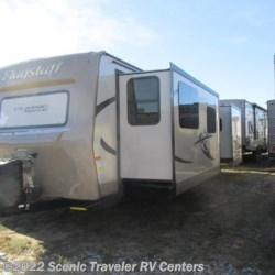 2016 Forest River Flagstaff 831 FKBSS  - Travel Trailer New  in Baraboo WI For Sale by Scenic Traveler RV Centers call 877-898-7236 today for more info.
