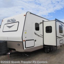 2016 Forest River Flagstaff Micro Lite 21DS  - Travel Trailer New  in Baraboo WI For Sale by Scenic Traveler RV Centers call 877-898-7236 today for more info.