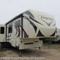 Used 2015 Forest River Vengeance 38L12 For Sale by Scenic Traveler RV Centers available in Baraboo, Wisconsin