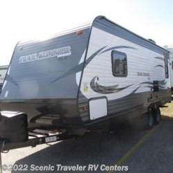 2017 Heartland RV Trail Runner TR SLE 21  - Travel Trailer New  in Baraboo WI For Sale by Scenic Traveler RV Centers call 877-898-7236 today for more info.