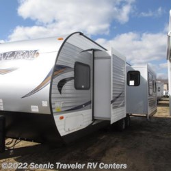 2017 Forest River Salem 28RLDS  - Travel Trailer New  in Baraboo WI For Sale by Scenic Traveler RV Centers call 877-898-7236 today for more info.
