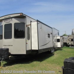 2017 Forest River Salem Villa Estate 4092BFL  - Destination Trailer New  in Baraboo WI For Sale by Scenic Traveler RV Centers call 877-898-7236 today for more info.
