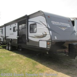 New 2017 Heartland RV Trail Runner 39QBBH For Sale by Scenic Traveler RV Centers available in Baraboo, Wisconsin