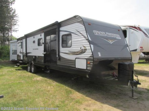 2017 Heartland RV Trail Runner  39QBBH