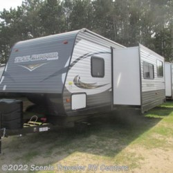 2017 Heartland RV Trail Runner 39FQBS  - Destination Trailer New  in Baraboo WI For Sale by Scenic Traveler RV Centers call 877-898-7236 today for more info.