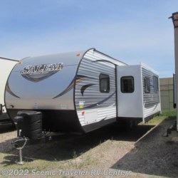 2017 Forest River Salem 27 DBUD  - Travel Trailer New  in Baraboo WI For Sale by Scenic Traveler RV Centers call 877-898-7236 today for more info.