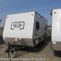 2017 Coachmen Viking 17 RD  - Travel Trailer New  in Baraboo WI For Sale by Scenic Traveler RV Centers call 877-898-7236 today for more info.