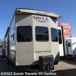 New 2017 Forest River Salem Villa Estate 394 FKDS For Sale by Scenic Traveler RV Centers available in Baraboo, Wisconsin