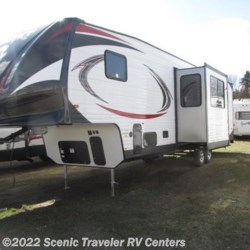2017 Forest River Vengeance 311A13  - Toy Hauler New  in Baraboo WI For Sale by Scenic Traveler RV Centers call 877-898-7236 today for more info.
