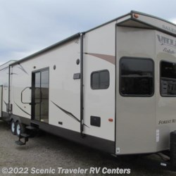 New 2017 Forest River Salem Villa Estate 4102BFK For Sale by Scenic Traveler RV Centers available in Baraboo, Wisconsin