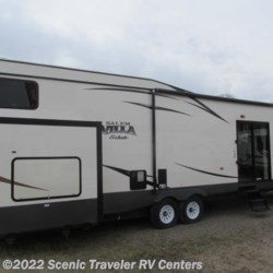 2017 Forest River Salem Villa Estate 4102BFK  - Destination Trailer New  in Baraboo WI For Sale by Scenic Traveler RV Centers call 877-898-7236 today for more info.