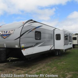 2017 Forest River Salem 27 RKSS  - Travel Trailer New  in Baraboo WI For Sale by Scenic Traveler RV Centers call 877-898-7236 today for more info.