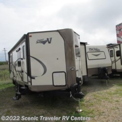 New 2017 Forest River Flagstaff V-Lite 26VFKS For Sale by Scenic Traveler RV Centers available in Baraboo, Wisconsin