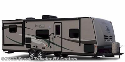 Stock Image for 2011 EverGreen RV Ever-Lite 31 DS (options and colors may vary)