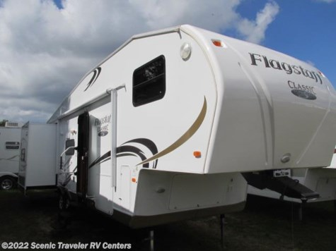 2012 Forest River Flagstaff Super Lite/Classic  8528BHWS