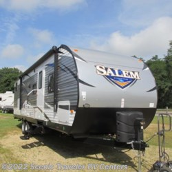 New 2017 Forest River Salem 28 CKDS For Sale by Scenic Traveler RV Centers available in Baraboo, Wisconsin
