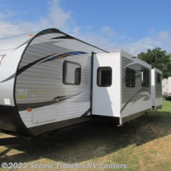 2017 Forest River Salem 28 CKDS  - Travel Trailer New  in Baraboo WI For Sale by Scenic Traveler RV Centers call 877-898-7236 today for more info.