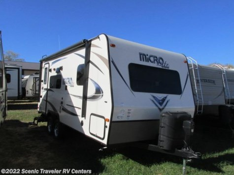 2017 Forest River Flagstaff Micro Lite  21FBRS