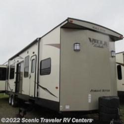 New 2017 Forest River Salem Villa Estate 395RET For Sale by Scenic Traveler RV Centers available in Baraboo, Wisconsin