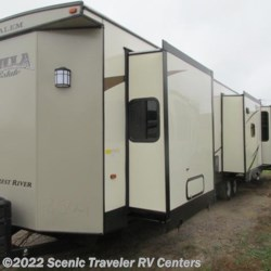 2017 Forest River Salem Villa Estate 395RET  - Destination Trailer New  in Baraboo WI For Sale by Scenic Traveler RV Centers call 877-898-7236 today for more info.