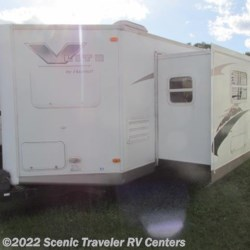 2008 Forest River Flagstaff V-Lite 28WFK  - Travel Trailer Used  in Baraboo WI For Sale by Scenic Traveler RV Centers call 877-898-7236 today for more info.