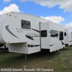 2007 Coachmen Chaparral 34 QBS  - Fifth Wheel Used  in Baraboo WI For Sale by Scenic Traveler RV Centers call 877-898-7236 today for more info.