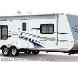 Stock Image for 2010 Jayco Jay Feather 24 T (options and colors may vary)