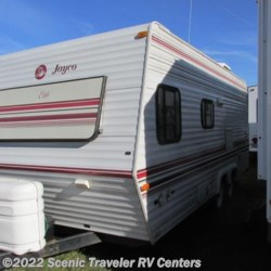 1994 Jayco Jay Series 220BH  - Travel Trailer Used  in Baraboo WI For Sale by Scenic Traveler RV Centers call 877-898-7236 today for more info.
