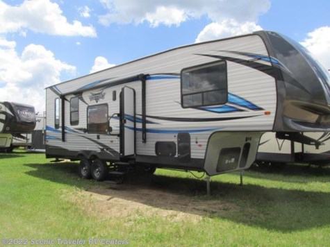 2018 Forest River Vengeance  295A18